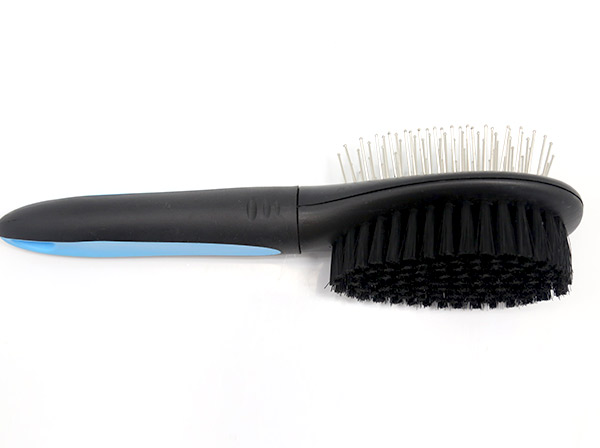 Pet combo brush